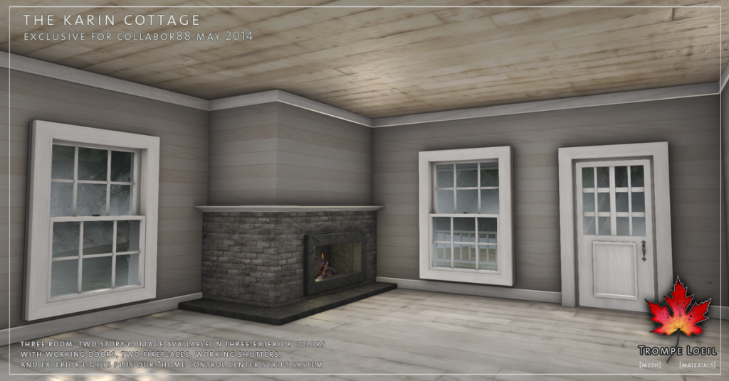 Trompe Loeil - The Karin Cottage promo 08