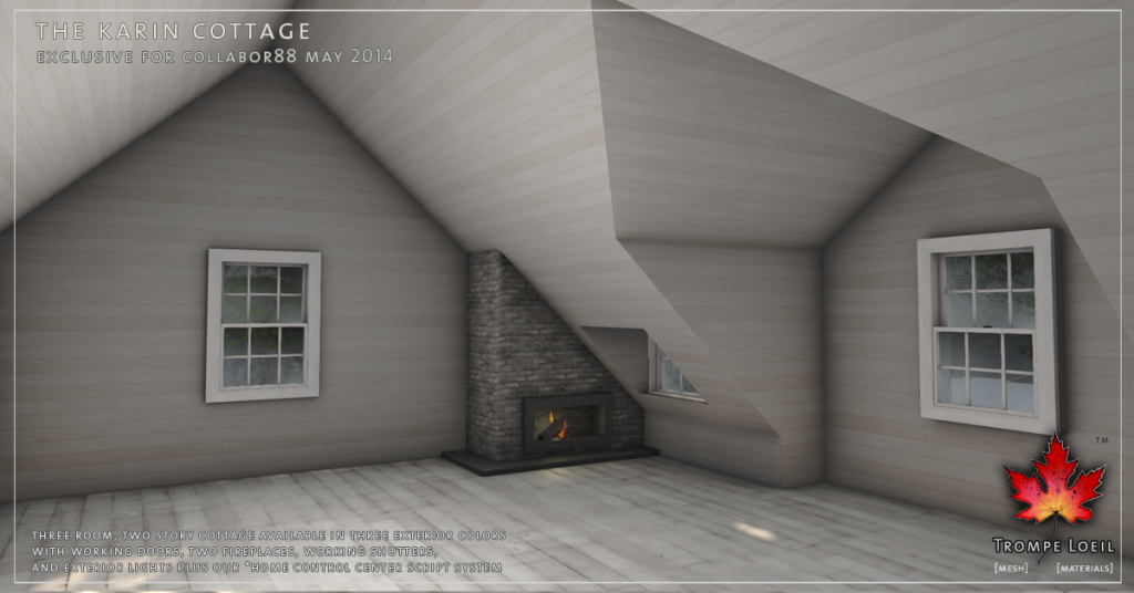 Trompe Loeil - The Karin Cottage promo 09
