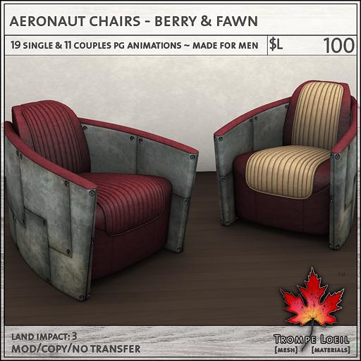 aeronaut berry PG L100