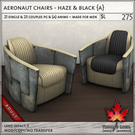 aeronaut haze Adult L275