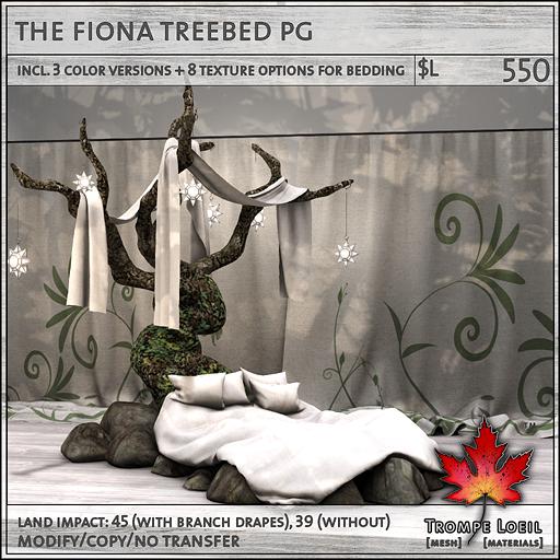 Fiona Treebed PG L550