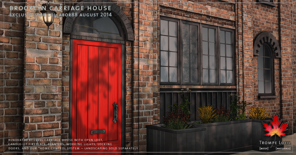 Trompe Loeil - Brooklyn Carriage House promo 02