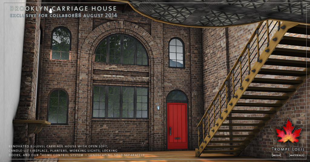 Trompe Loeil - Brooklyn Carriage House promo 03