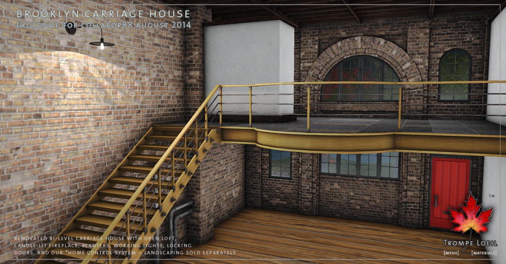 Trompe Loeil - Brooklyn Carriage House promo 04