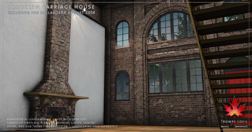 Trompe Loeil - Brooklyn Carriage House promo 05
