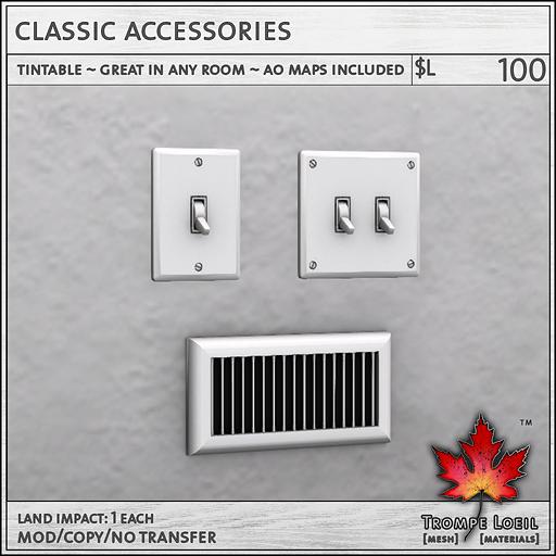 Classic Accessories L100