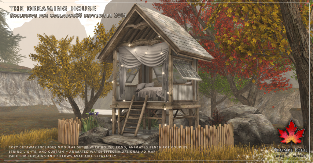 Trompe Loeil - The Dreaming House promo 02