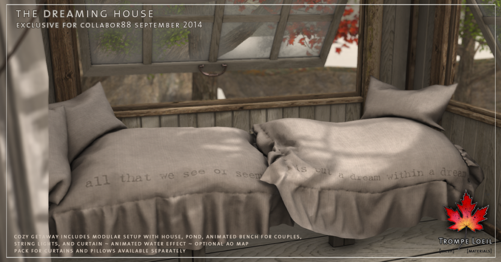 Trompe Loeil - The Dreaming House promo 03