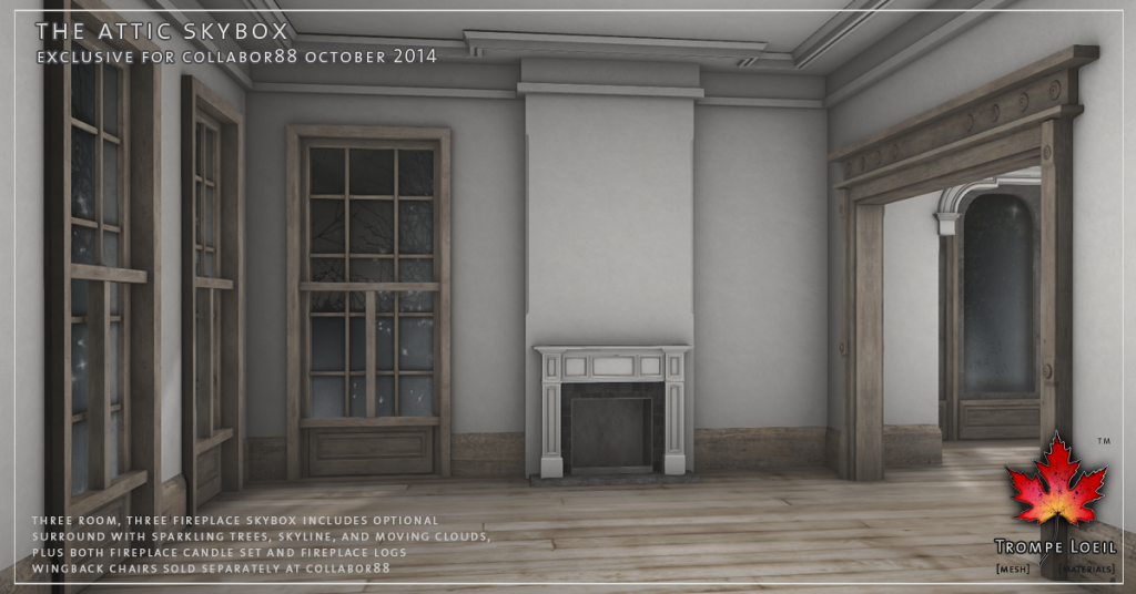 Trompe Loeil - The Attic Skybox promo 02