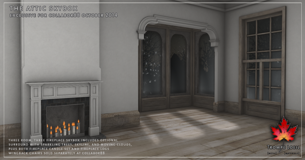 Trompe Loeil - The Attic Skybox promo 03