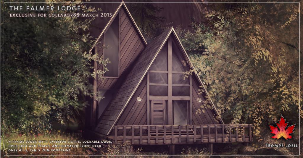Trompe Loeil - Palmer Lodge promo 01