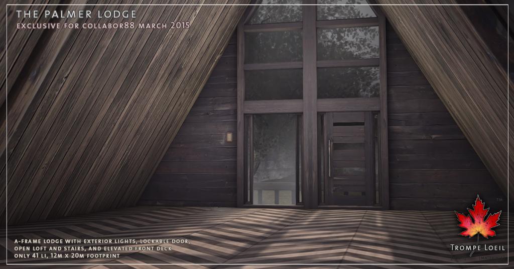 Trompe Loeil - Palmer Lodge promo 02