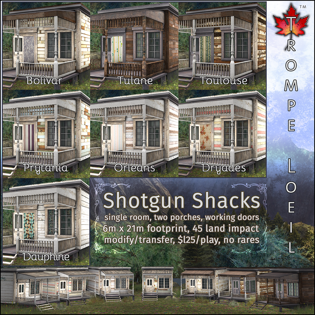 Trompe Loeil - Shotgun Shacks 1024x1024 Gatcha Key