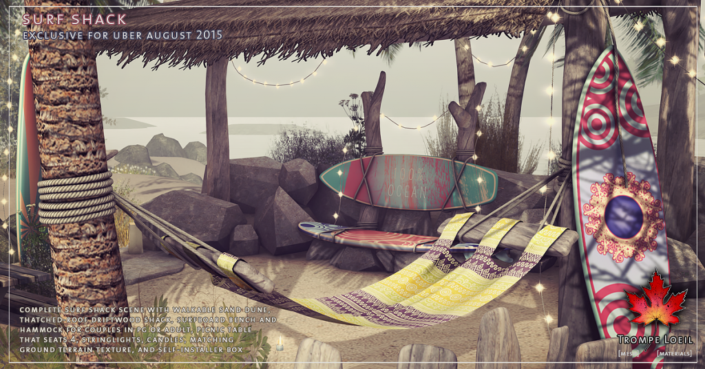 Trompe Loeil - Surf Shack Promo 3
