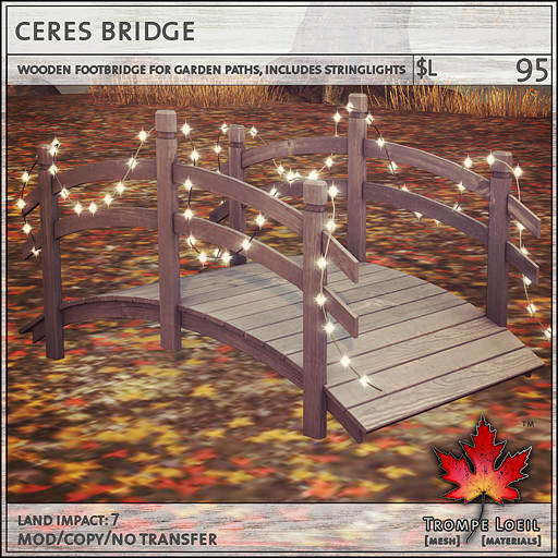 ceres bridge L95
