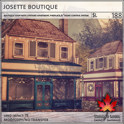 josette boutique sales L188