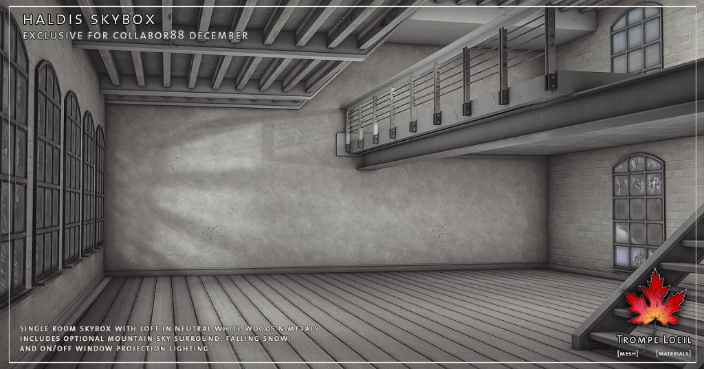 Trompe Loeil - Haldis Skybox Promo 01