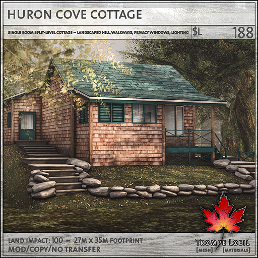 huron cove cottage sales L188