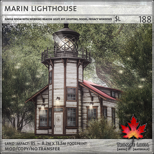 marin lighthouse L188