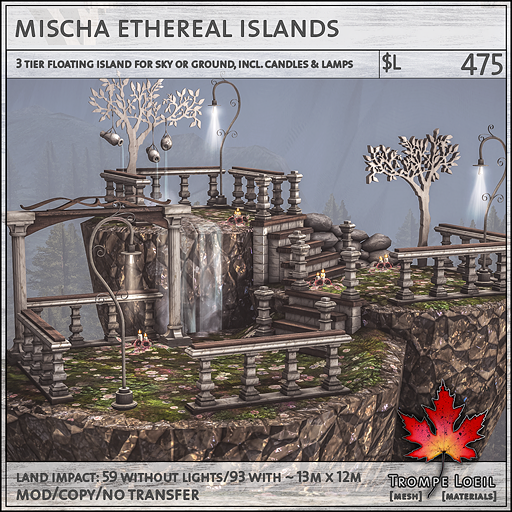 mischa ethereal islands L475