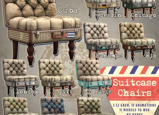 Trompe-Loeil---Arcade-March-2016-Suitcase-Chairs-promo