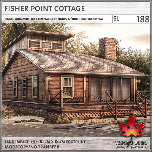 fisher point cottage sales L188