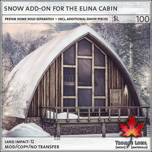 snow-add-on-for-elina-cabin-l100