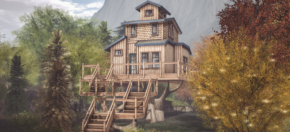 Kelsin Treehouse & Papasan