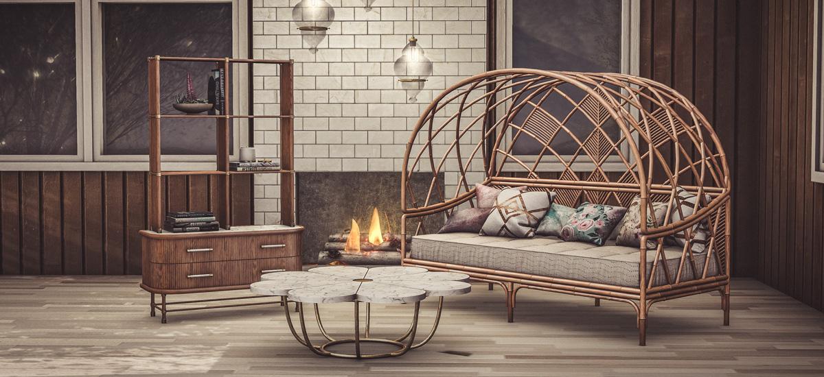 Xoana Living Room Set