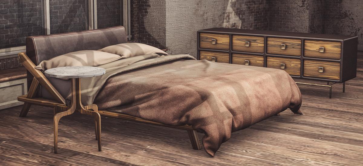 Exton Bedroom Set