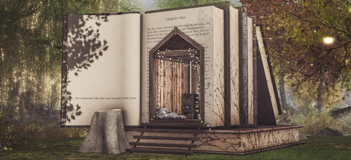 Bookworm Hideaway
