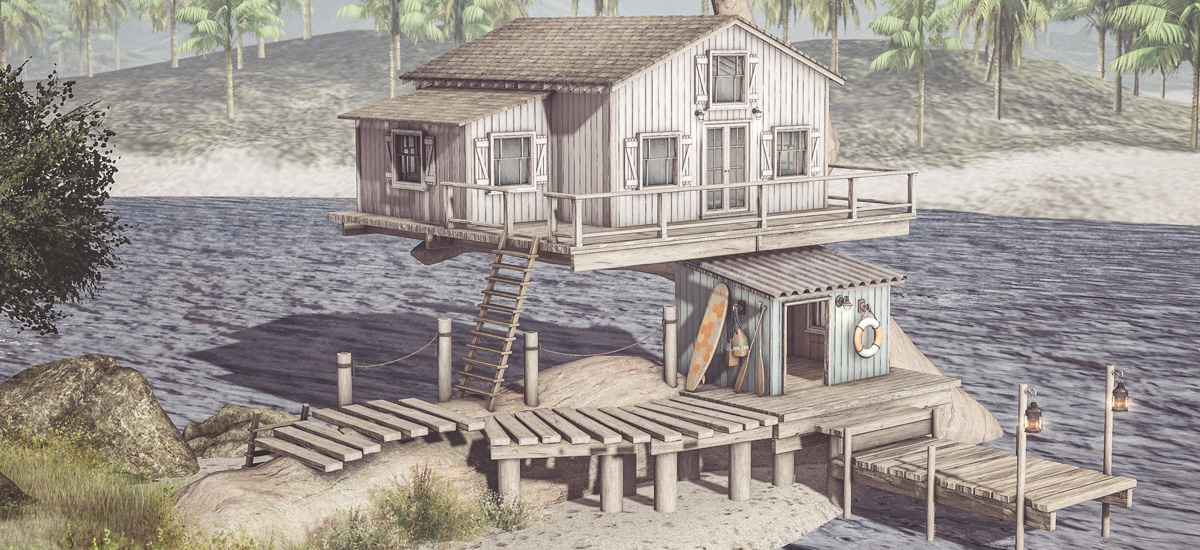 Bowline Beach Treehouse & Couch