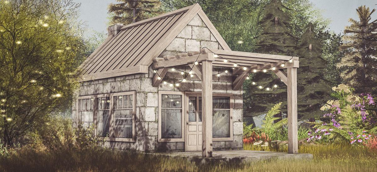 Guest Cottages Gacha
