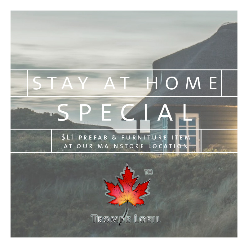 Stay At Home Specials