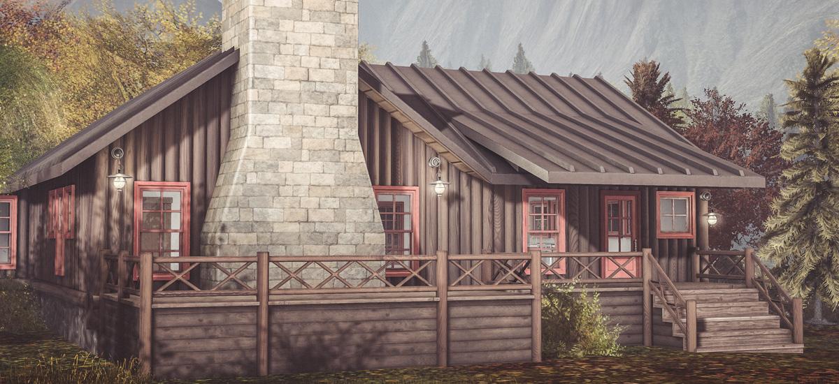 Regis Mountain Cabin
