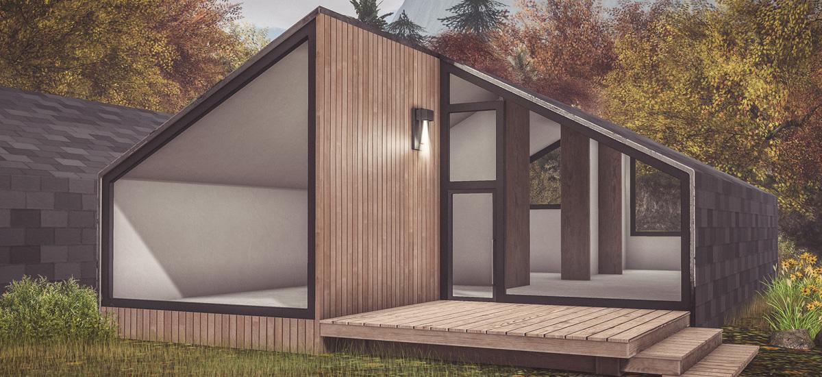 Hege Modern Cabin