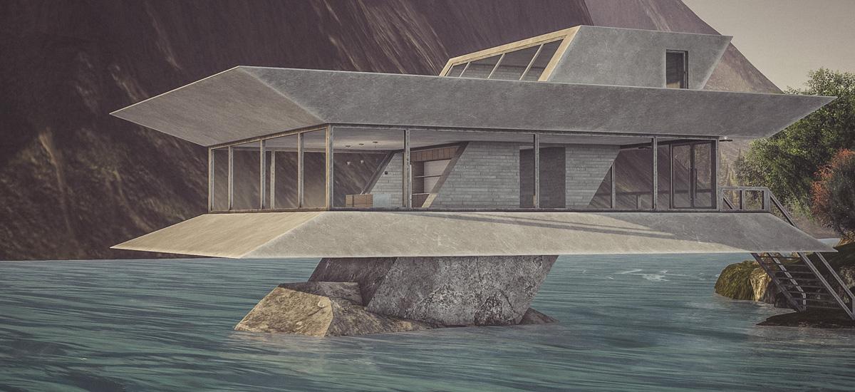 Orsa Wedge Cottage